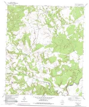 Middleton topo map