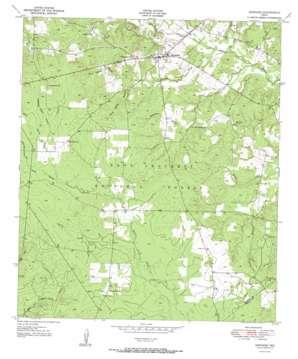 Kennard USGS topographic map 31095c2