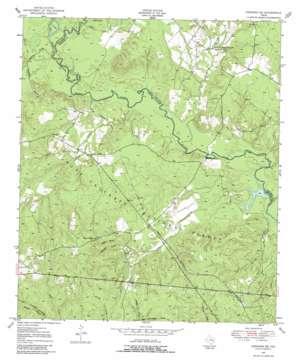 Kennard Ne topo map