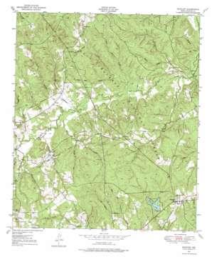 Ratcliff topo map