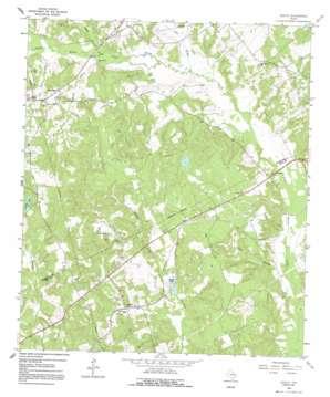 Keechi topo map