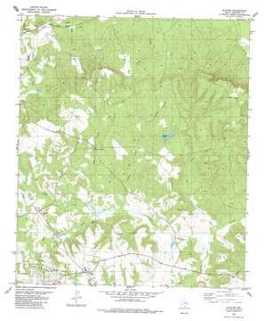 Slocum USGS topographic map 31095f4