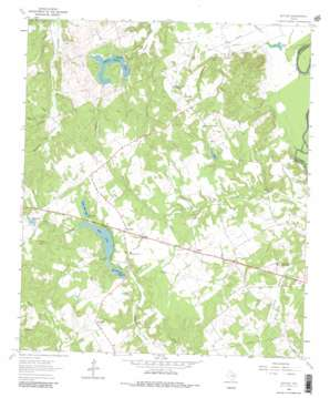Butler USGS topographic map 31095f8