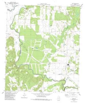 Yard USGS topographic map 31095g8