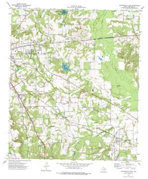 Jacksonville East USGS topographic map 31095h2