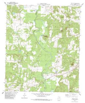 Todd City USGS topographic map 31095h4