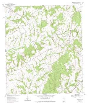 Owensville topo map