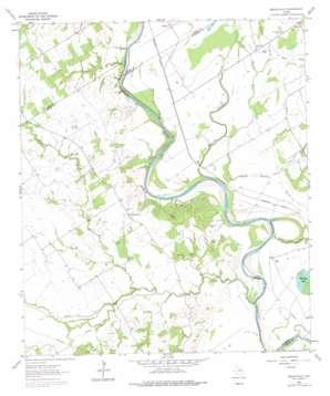 Baileyville topo map