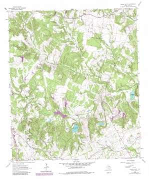 Spring Seat USGS topographic map 31096b1