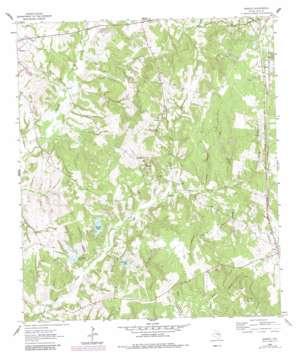 Margie USGS topographic map 31096b2