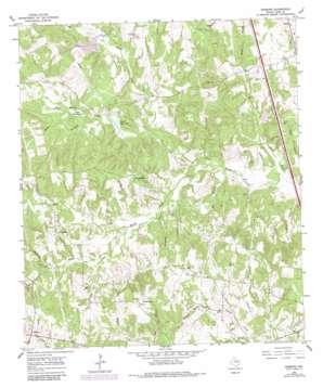 Robbins topo map