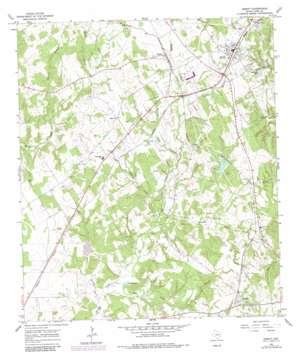 Jewett topo map