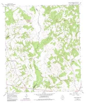 Round Prairie topo map