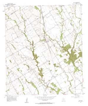 Otto topo map