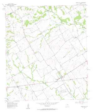 Prairie Hill USGS topographic map 31096f7