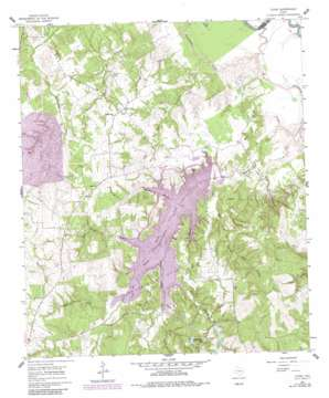 Young topo map