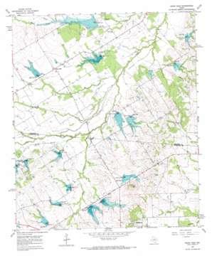 Union High topo map