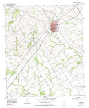 Hubbard topo map