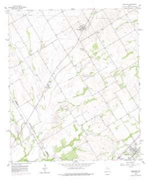 Penelope topo map