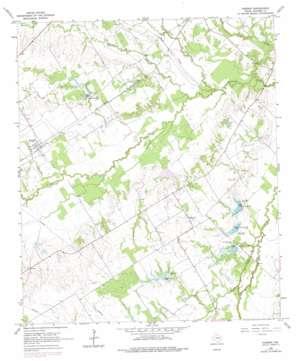 Purdon topo map
