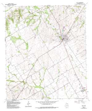 Lott topo map