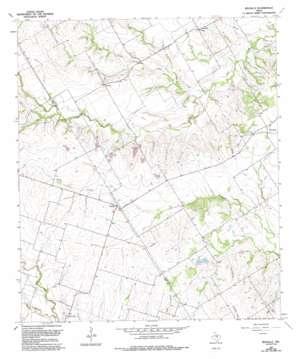 Belfalls topo map