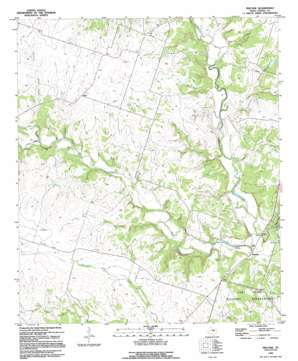 Pidcoke topo map