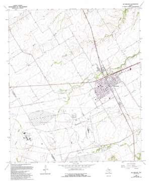 Mcgregor topo map