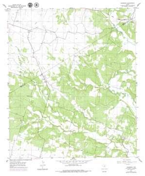 Jonesboro topo map