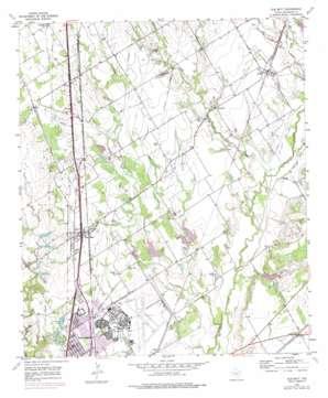 Elm Mott topo map