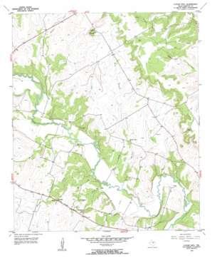 Cutoff Mountain USGS topographic map 31097f8