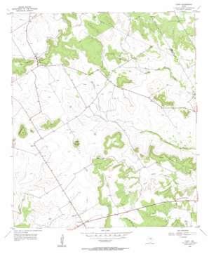 Fairy topo map