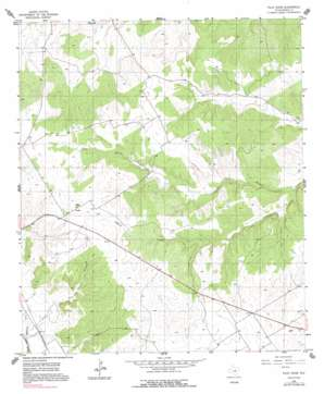 Pilot Knob USGS topographic map 31097h5