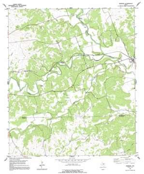 Kempner topo map
