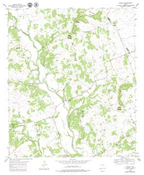 Rumley topo map
