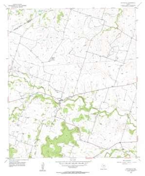 Pottsville topo map
