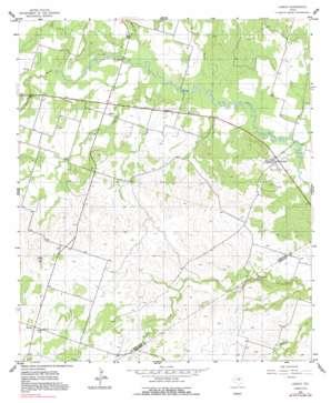 Lamkin topo map