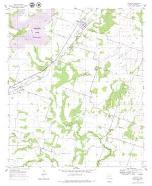 Proctor topo map