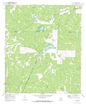 Callan USGS topographic map 31099a6