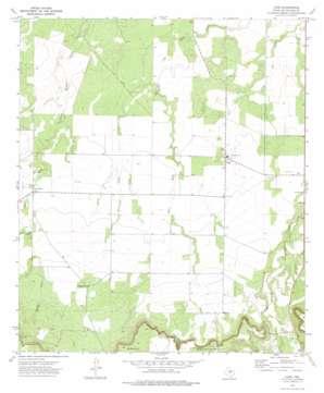 Lohn topo map
