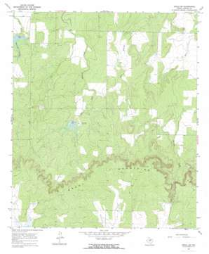 Doole Sw topo map