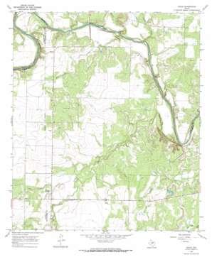 Doole topo map