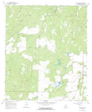 Millersview USGS topographic map 31099d7