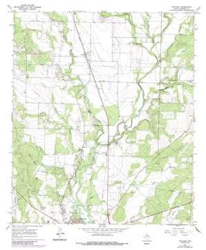 Hatchel topo map