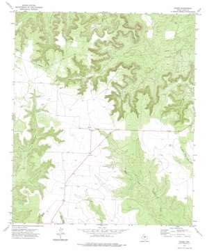 Divide topo map
