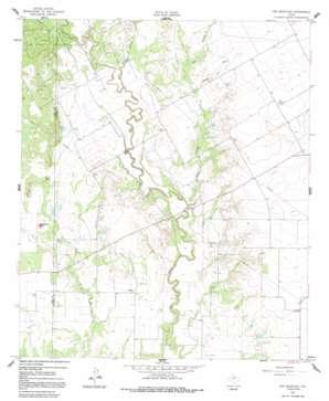 Hog Mountain topo map
