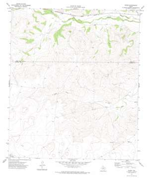 Suggs topo map