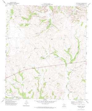 Barnhart Ne topo map