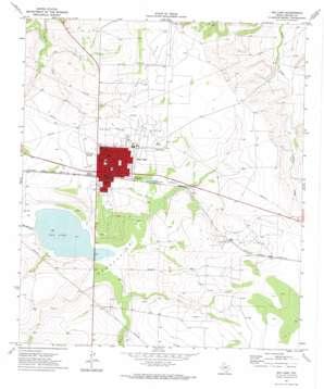 Big Lake USGS topographic map 31101b4