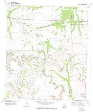 Rankin Ne topo map